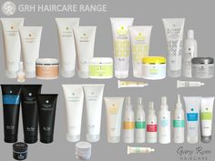 The Gary Rom Haircare range. Professional Haircare products that deliver exceptional results