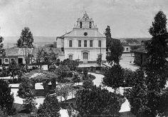 Largo da Assembleia, atual Praça Dr. João Mendes Jr Ano: 1887 Autor: Militão Augusto de Azevedo