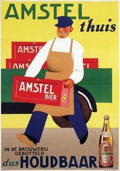 Amstel Brouwerijen ~ Amsterdam ~ Netherlands