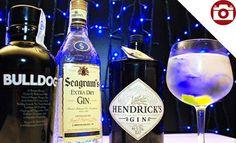 Premium gin&tonic. Los combinados de ginebra ganan cada día más adeptos, un lujo de sabores y aromas para detenerse en cada trago. Disfruta de una exclusiva barra de ginebras y tónicas de alta gama, cada una de ellas con su particular modo de preparación. Nuestro experto maestro coctelero te mostrará el fascinante mundo que encierra esta bebida y todas sus asombrosas mezclas y aderezos.