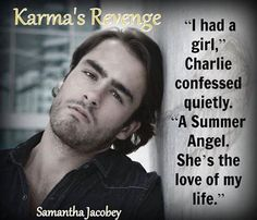 Fantastic series by Samantha Jacobey A Paranormal world with magical guardian Angels…. get started on this adventure today – Book 1 is FREE and the rest are only 99 CENTS each or FREE on KU!! . SUMMER ANGEL - hyperurl.co/sh19fm DARK ANGEL – hyperurl.co/ose807  FORGOTTEN ANGEL -hyperurl.co/aqn265  KARMA'S MINION - smarturl.it/ckvk76  KARMA'S REVENGE - smarturl.it/tqeer8 KARMA'S LEGACY - smarturl.it/8lvz2j  . Prefer boxed sets? Get all six books for UNDER $5!! THE ANGEL SET - hyperurl.c