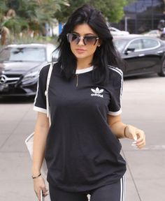 Kylie casual gym