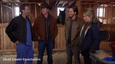 Episode Greater Expectations - H 0402 - Heartland Screencaps Ty And Amy, Amber Marshall, The Great Escape, Heartland, Friends Family, Got Married, Female, Graham, Twitter