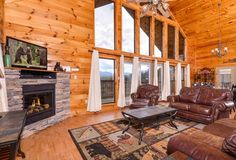 Large Group Cabins in Gatlinburg | Pigeon Forge TN