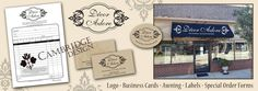 Logan, Brand Identity, Cambridge, Business Cards, Gallery Wall, Graphic Design, Facebook, Frame, Lipsense Business Cards
