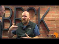 Erik Hersman, co-founder of BRCK and Ushahidi on the eve of the Aug 8, 2...