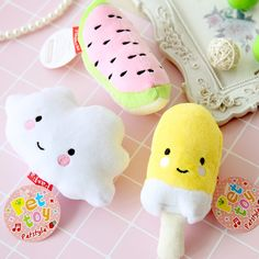 HOT Pet Dog Supplies Animals Cotton Wadding Bone Squeak Toys Chew Cute Toys Dog Toys for dogs Star Moon Cloud 3 pieces/set #Affiliate