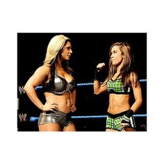 Tumblr ❤ liked on Polyvore featuring wwe diva and aj lee