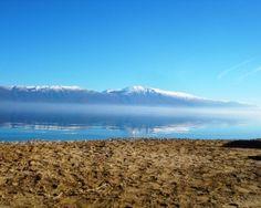 Albánsko: Lake Ohrid, Albania