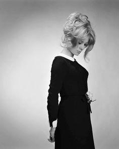 "deneuvesource: ""Catherine Deneuve by Walter Carone, 1963. """