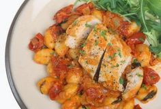 Healthier Lifestyle: Slow Cooker Provencal Chicken and Beans