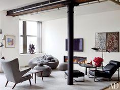 Actors' Living Rooms: Will Ferrell