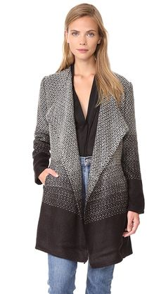 BB Dakota Myles Blanket Coat | SHOPBOP SAVE UP TO 30% Use Code: MORE17 - ad