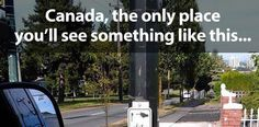 Things are somehow different in Canada…  I know this is a stretch but perhaps it will be useful with older students someday...