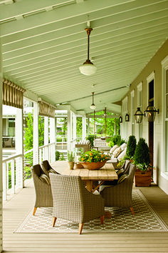 Southern Living 2013 Idea House By Phoebe Howard: Nashville Farmhouse