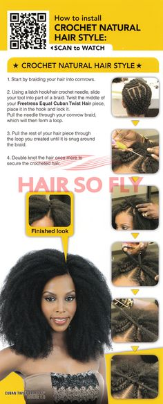 FREETRESS EQUAL CUBAN HAVANA TWIST BRAID FOR HAVANA STYLE & DOUBLE STRAND STYLE. STEP-BY-STEP HOW TO GUIDE.