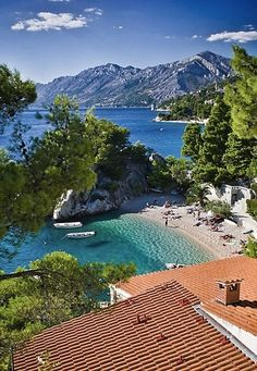 Croatian coast. - I WANT TO BE HERE!