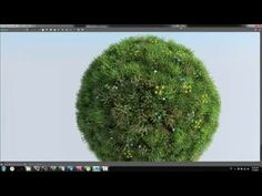 how to create grass in maya 2017
