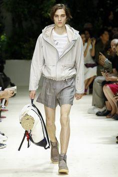 Salvatore Ferragamo Spring 2018 Menswear Fashion Show Collection