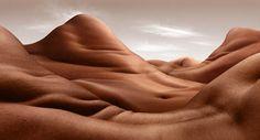 | bojrk:   Bodyscapes Carl Warner