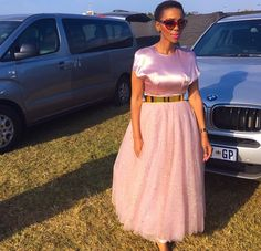Nhlanhla Nciza in shimmering tulle. African Wear, African Style, African Beauty, African Inspired Fashion, African Fashion Dresses, Lehenga Gown, Tutu Skirts, African Weddings, Kinky Hair