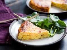 Tortilla Española (Spanish Egg and Potato Omelette)