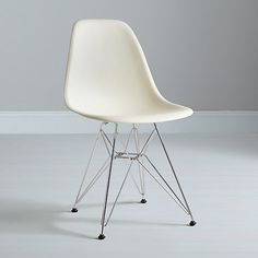 Ideal Kitchen Chair. From John Lewis.  http://www.johnlewis.com/vitra-eames-dsr-side-chair/p325422