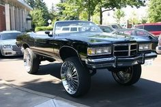 Pictures Of The Most Craziest Donk Cars And High Risers 2