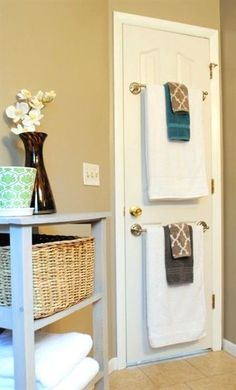 #SponsoredPost Make certain you take a look at the energy of the hooks before you load up the hampers with plenty of additional weight. Here are 18 rest room organizing concepts that tackle small toilet storage, organizers for giant baths, and a few tips that will help you maximize any area. Small Bathroom Organization, Bathroom Storage, Bathroom Ideas, Bathroom Small, Bathroom Designs, Bathroom Renovations, Rental Bathroom, Bathroom Inspiration, Storage Room