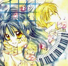 Mitsuki and Eichi    _Full Moon wo Sagashite