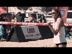 2015-16 Lobo Volleyball Highlight Video
