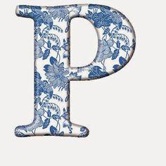 "Photo from album ""Голубой шелк"" on Yandex. Alphabet Letters Design, Alphabet Art, Monogram Alphabet, Alphabet And Numbers, Typography Letters, Lettering Design, Hand Lettering, Wedding Letters, Printable Letters"