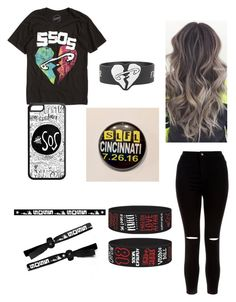 """""""Untitled #154"""" by smelb0rp ❤ liked on Polyvore featuring New Look"""