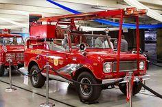 Fire Dept, Fire Department, American Revolution Battles, Brush Truck, International Scout, International Harvester, Rescue Vehicles, Heavy Equipment, Fire Equipment