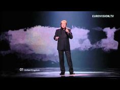 Engelbert Humperdinck - Love Will Set You Free - Live - Grand Final - 2012 Eurovision Song Contest - YouTube