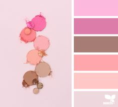 { cosmetic color } - https://www.design-seeds.com/seasons/spring/cosmetic-color-3