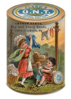 Shop Sewing Machine Vintage Trade Card Advertisement Poster created by blueskygiftshop. Vintage Labels, Vintage Ephemera, Vintage Cards, Vintage Postcards, Vintage Paper, Vintage Sewing Notions, Antique Sewing Machines, Couture Vintage, Images Vintage