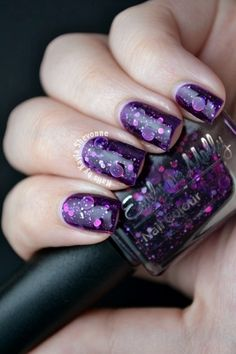 Nails by Kayla Shevonne: Emily de Molly - Cosmic Forces