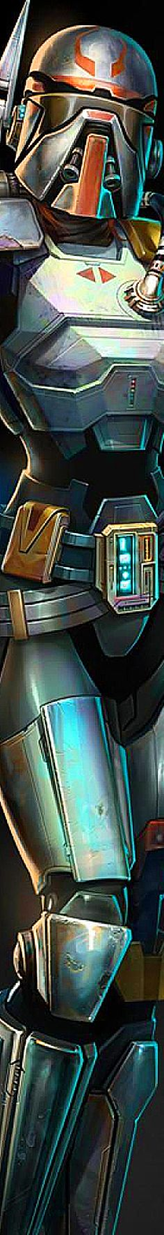 Star Wars - Bounty Hunter Old republic