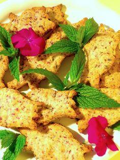 Gluten Free Vegan Crackers