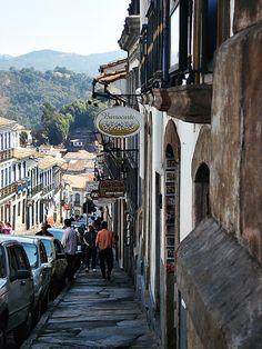 Ouro Preto (Brasil) - photo Marcia Benetti