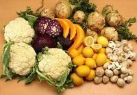 FRUIT  VEGETABLE DIET MENU healthy-foods-vitamins