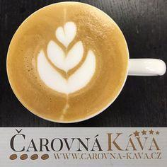Buongiorno..... @carovnakava přeje všem krásný předvánoční týden.  @julkula @bastioncollections @cafebistronakusreci @kovarovakobyla Barista, Latte, Drinks, Instagram, Food, Drinking, Drink, Meals, Baristas