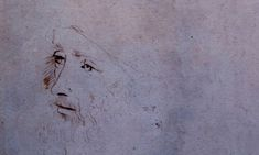 Newly identified sketch of Leonardo da Vinci to go on display in London Restore Paint, Most Expensive Painting, Salvator Mundi, Cesare Borgia, Royal Collection Trust, Francis I, London Art, Famous Artists, The Guardian