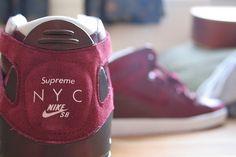 Nike - supreme SWAG