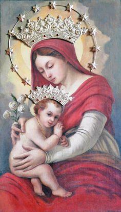 Madonna della Sanitá (Salus Infirmorum), Vallecorsa, Frosinone