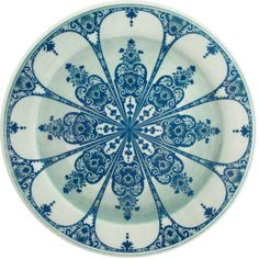 My Mama gave me this John Derian Company Inc. plate; gorgeous! http://www.johnderian.com/collections/melamine-plates/products/melamine-faience-slice-charger