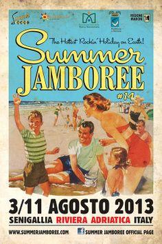 Summer Jamboree: The Hottest Rockin' Holiday on Earth! - http://uomo-moderno.com/summer-jamboree-the-hottest-rockin-holiday-on-earth/