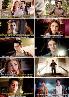 Stydia - the ship built upon trust, sass, and a whole lot of unrequited love.
