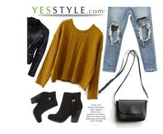 """""""YESSTYLE.com"""" by monmondefou ❤ liked on Polyvore featuring Heynew, Jolly Club, Sisters Point and yesstyle"""